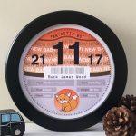 Foxy Tax Disc